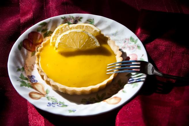 2-24-2015 Lemon Tart