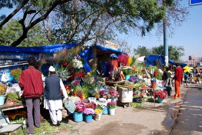 3-7-2007 Flower Market (1)