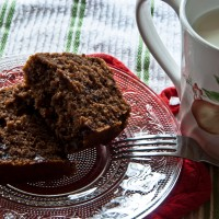 Tasty Tuesday - Chocolate Quick Bread