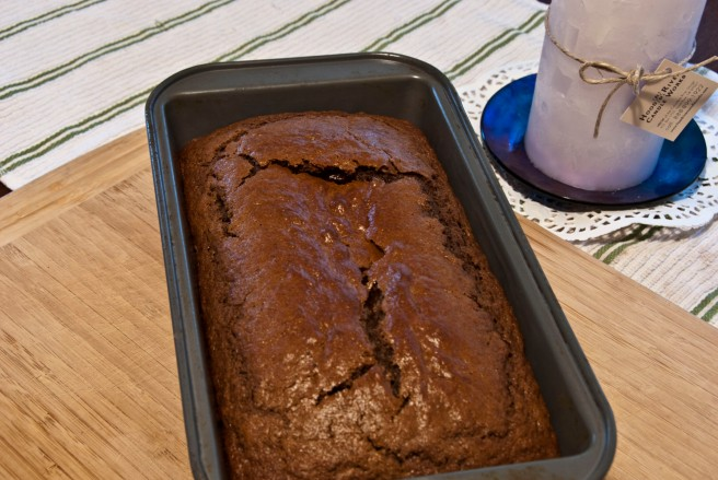 3-14-2015 Chocolate Bread